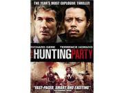The Hunting Party Richard Gere, Terrence Howard, Jesse Eisenberg, Diane Kruger, Dylan Baker, Joy Bryant, Lejla Hadzimuratovic, James Brolin, Gordana Vukres Synopsis: A young journalist (Eisenberg), a seasoned cameraman (Howard) and a discredited journalist (Gere) embark on an unauthorized mission to find the number one war criminal in Bosnia; they find themselves in serious jeopardy when they are mistaken as a CIA hit squad and their target decides to come after them