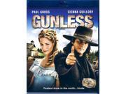 Gunless (Blu-ray) Blu-Ray New 9SIAA763US9788