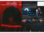 30 Days of Night (With Exclusive Skull Cap) (2-Pack) (Boxset) DVD New