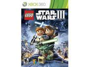 LEGO Star Wars III - The Clone Wars Xbox360 New