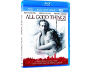 All Good Things (Blu-ray + DVD) (Blu-ray) Blu-Ray New