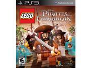 Lego Pirates of the Caribbean Playstation3 New