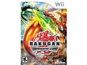 Bakugan Battle Brawlers - Defenders of the Core Nintendo WII New