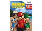 Alvin And The Chipmunks - Chipwrecked Nintendo Wii New