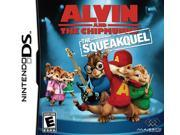 Alvin And The Chipmunks - The Squeaquel Ds New