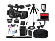 Canon XF300 High Definition Professional Camcorder, Everything You Need Kit, 4457B001