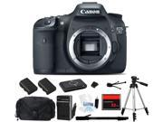 Canon EOS 7D 18.0 MP Digital SLR Camera (Body Only) (Everything You Need Kit)