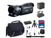 Canon VIXIA HF G20 HD Camcorder - Extra Battery Bundle Kit