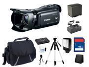 Canon VIXIA HF G20 HD Camcorder - Video Light Bundle Kit
