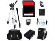 Advance Accessories Kit For Nikon D610 DSLR Camera