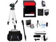 Professional Accessories Kit For Fujifilm X-E2 Mirrorless Digital Camera