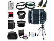 Advanced Shooters Kit for the Canon T4i includes: EF-S 18-55 IS II LENS+ more