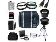 Advanced Shooters Kit for the Canon T5i includes: EF-S 18-55mm IS II+ more