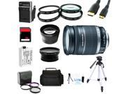 Advanced Shooters Kit for the Canon T3i includes:EF-S 18-200mm IS + MORE ..