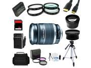 Advanced Shooters Kit for the Canon T3 includes: EF-S 18-200mm IS + MORE