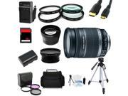 Advanced Shooters Kit for the Canon 70D includes: EF-S 18-200mm IS + MORE ...
