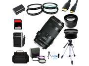Advanced Shooter Kit for the Canon 5D MARKIII includes:EF 70-300mm IS USM+MORE..