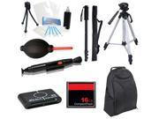 Professional Backpack/Tripod Bundle for Nikon D4, D3x, D3s, D300s, Cameras