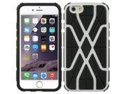 "Iphone 6/6S (4.7"""") Hybrid Case Black Tpu , Spider Web"" 9SIA0ZU5R79399"