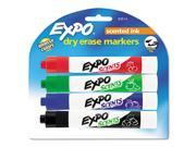 Sanford Expo Scents Dry Erase Whiteboard Markerss, Chisel Tip, Assorted Colors, 4/Pack, ST - SAN83514 Type: Correction Tape