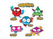 Carson-Dellosa Super Shape Bulletin Board Set 9SIV0B649G4823