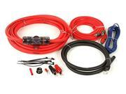 T-SPEC V6-RAK4 v6 SERIES Amp Installation Kit with RCA Cables (4 Gauge)