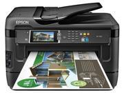 Epson WorkForce WF-7620 4800 x 2400 dpi Ethernet/USB/WIFI All-in-One Inkjet Printer