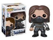 Captain America The Winter Soldier 2 Movie Winter Soldier Unmasked Pop! Heroes Vinyl Figure 9SIV16A6775393