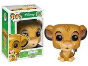 Disney Funko Pop! Lion King Simba Vinyl Figure 01N-002S-000N9