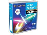 Fujifilm Super DLTtape II Bar Code Labeled Data Cartridge