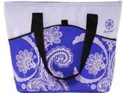 GAIAM 30905 Picnic Tote (Purple Paisley)