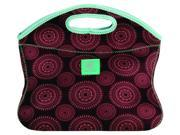 GAIAM 31197 Neoprene Lunch Clutch (Tatoo Marrakesh)