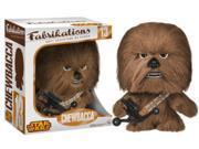 Funko - Chewbacca Soft Sculpture Fabrikations , Star Wars Plush Action Figure 9SIA0192VC2901