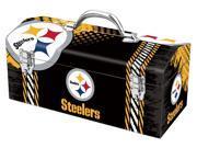 "SAINTY 79-324 Pittsburgh Steelers(TM) 16"""" Tool Box"" 9SIA82A39E6833"