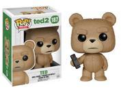 Ted 2 Ted with Remote Pop! Vinyl Figure by Funko 9SIA88C30T2948
