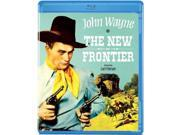 The New Frontier [Blu-Ray] 9SIA17P5UZ9168