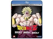 Dragon Ball Z: Broly Triple Feature 9SIAA763VS0825