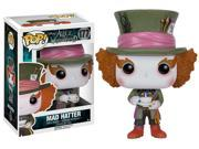 Disney Alice in Wonderland Live Action POP Mad Hatter Vinyl Figure 9SIAA7657Y0325
