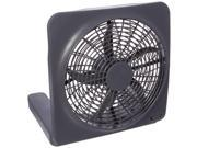 O2 Cool 10-Inch Portable Fan with AC Adapter
