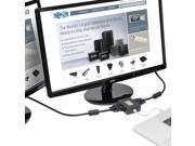 Tripp Lite B155-002-DVI 2-Port Mini Displayport To Dvi Splitter - Video Splitter - 2 X Dvi - Desktop