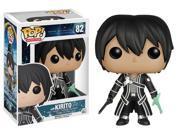 Sword Art Online POP Kirito Vinyl Figure 9SIA10555S6384