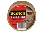 Scotch 3750T6 Commercial Grade Packaging Tape