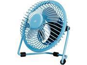 GPX AU25BU USB Fan (Blue)