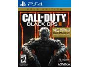 Call of Duty Black Ops III Gold Edition PlayStation 4