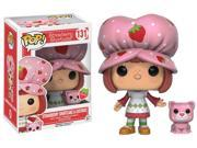 Funko Strawberry Shortcake POP Strawberry Shortcake And Custard Figures 9SIAADG4SN4487