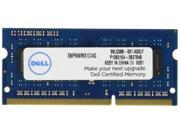 Dell 4GB 204 Pin DDR3 SO DIMM System specific Memory