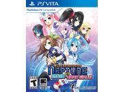 Superdimension Neptune vs Sega Hard Girls PlayStation Vita