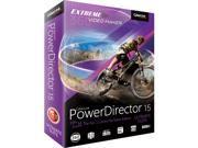 Cyberlink PowerDirector v.15.0 Ultimate Suite Video Editing PC