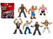 Mattel DJH85 WWE(R) Mighty Minis(TM) Figure Assortment 9B-021-0006-00E70