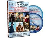 Six Gun Movies [DVD]